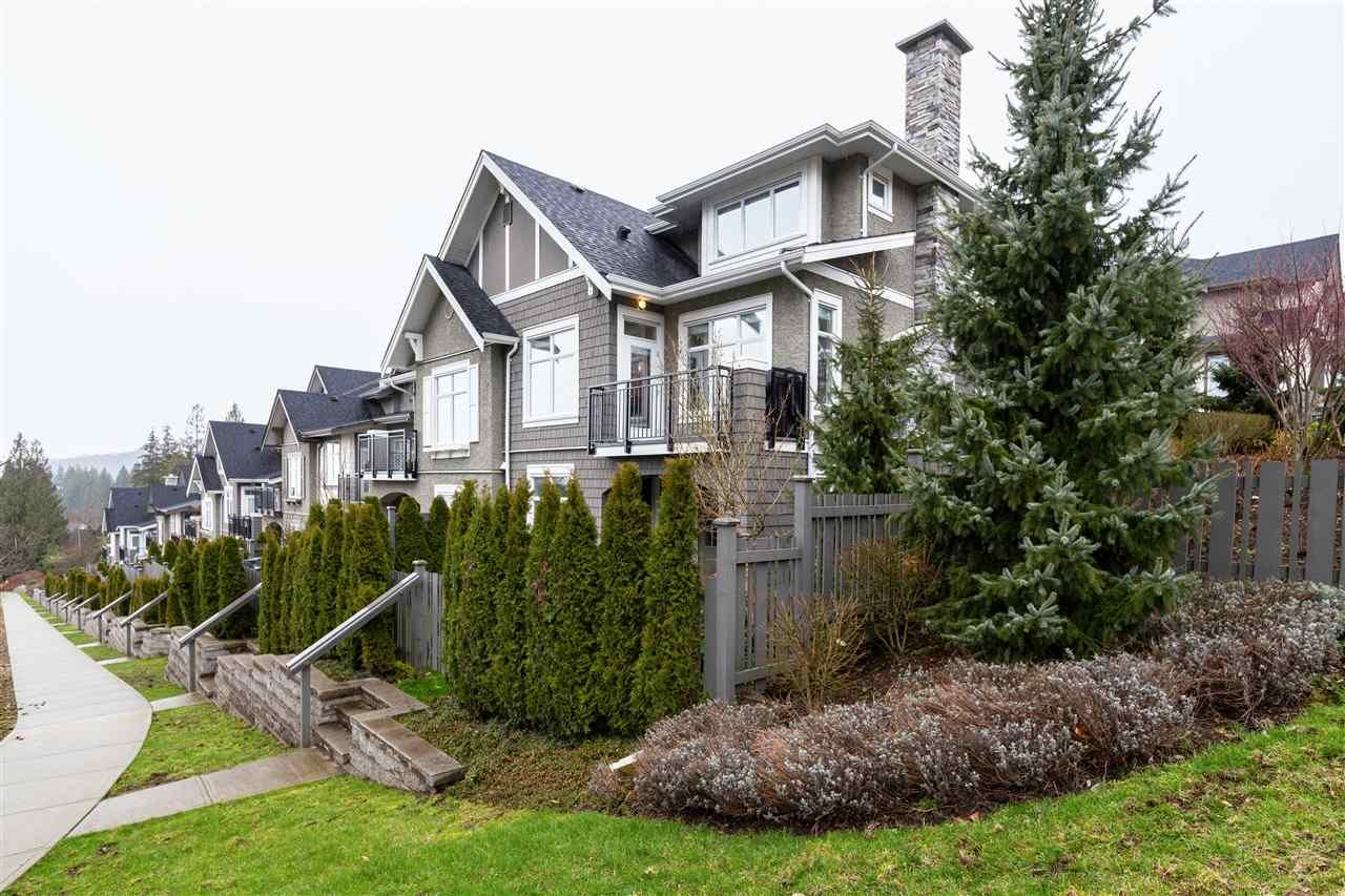 """Main Photo: 95 1430 DAYTON Street in Coquitlam: Burke Mountain Townhouse for sale in """"COLBORNE LANE BY POLYGON"""" : MLS®# R2460725"""