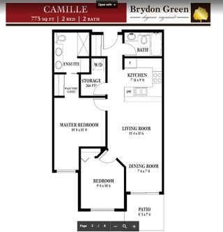 "Photo 20: 311 19940 BRYDON Crescent in Langley: Langley City Condo for sale in ""Brydon Green"" : MLS®# R2303908"