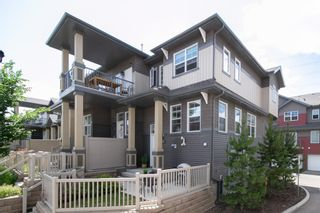 Photo 22: 17 4029 ORCHARDS Drive in Edmonton: Zone 53 Townhouse for sale : MLS®# E4251652