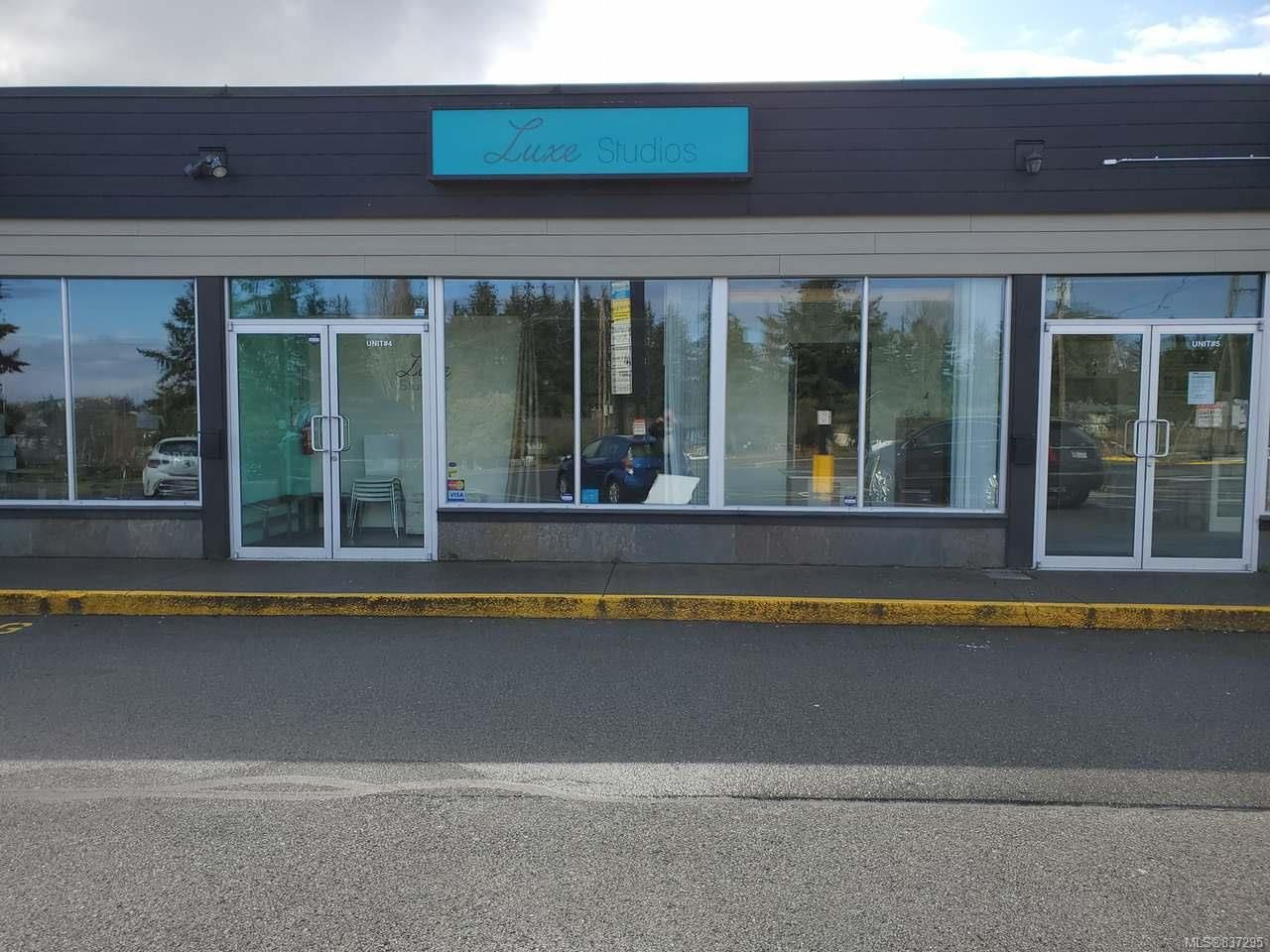 Main Photo: 4 2340 McCullough Rd in NANAIMO: Na Diver Lake Industrial for lease (Nanaimo)  : MLS®# 837295