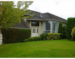 """Photo 1: 2330 NOTTINGHAM Place in Port_Coquitlam: Citadel PQ House for sale in """"CITADEL"""" (Port Coquitlam)  : MLS®# V737762"""