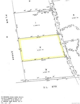 Photo 4: 3333 Granite Bay Rd in : Isl Quadra Island Land for sale (Islands)  : MLS®# 871194