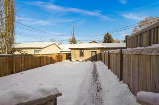 Photo 39: 10209 90 Street in Edmonton: Zone 13 House Half Duplex for sale : MLS®# E4229050