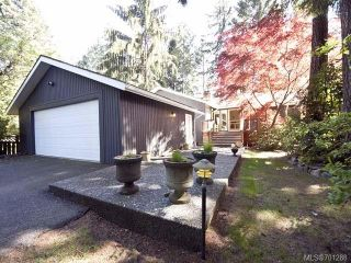 Photo 32: 4875 GREAVES Crescent in COURTENAY: CV Courtenay West House for sale (Comox Valley)  : MLS®# 701288
