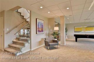 Photo 19: 6 Ike Kraut Place in Winnipeg: Tuxedo Residential for sale (1E)  : MLS®# 1800678