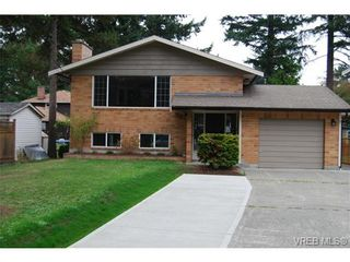 Photo 1: 970 Haslam Ave in VICTORIA: La Glen Lake House for sale (Langford)  : MLS®# 679799
