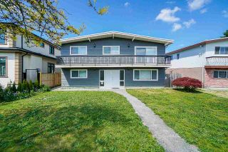 Photo 1: 6233 ELGIN Street in Vancouver: South Vancouver House for sale (Vancouver East)  : MLS®# R2584330