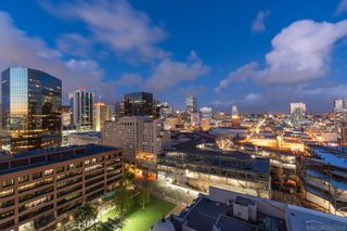 Photo 5: Condo for sale : 1 bedrooms : 700 Front St #1508 in San Diego
