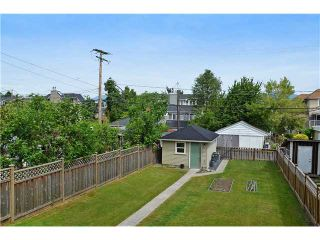 Photo 20: 121 W 17TH AV in Vancouver: Cambie House for sale (Vancouver West)  : MLS®# V1132759