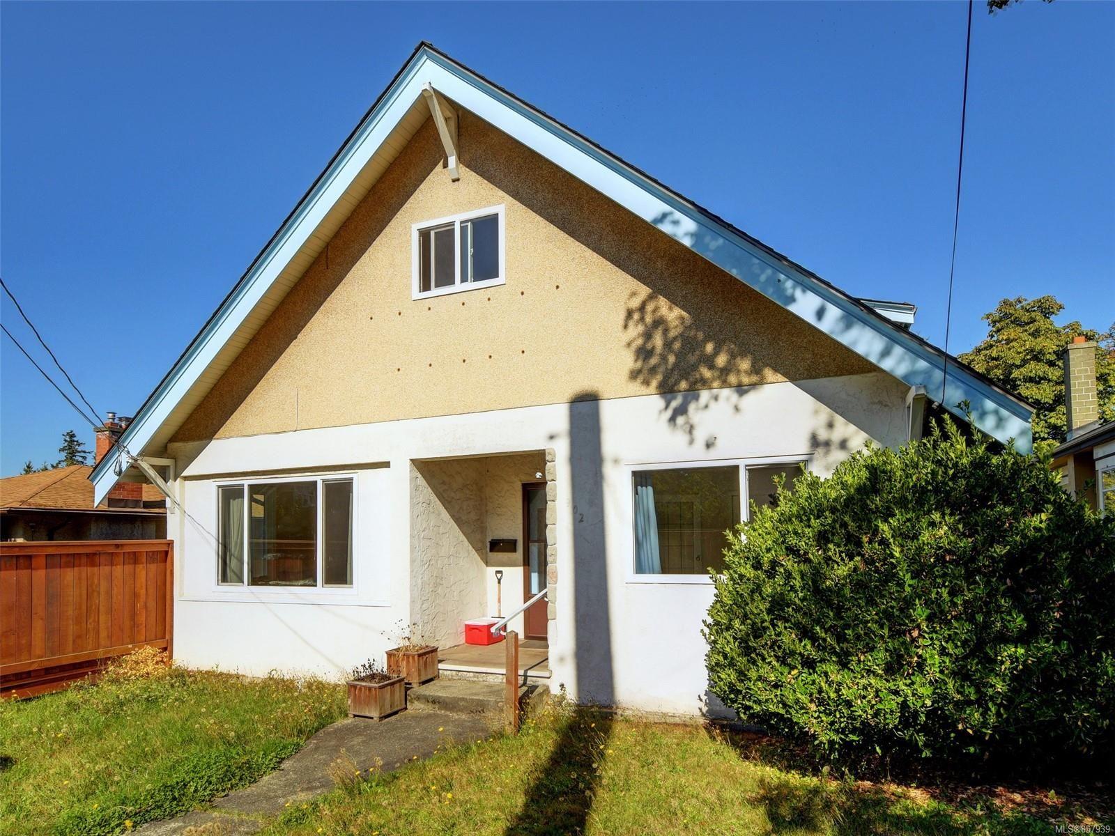 Main Photo: 902 Craigflower Rd in : Es Gorge Vale House for sale (Esquimalt)  : MLS®# 857939