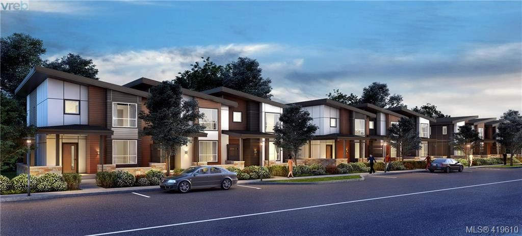 Main Photo: 7866 Lochside Dr in SAANICHTON: CS Turgoose Row/Townhouse for sale (Central Saanich)  : MLS®# 830553