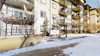 Photo 1: 410 14808 125 Street NW in Edmonton: Zone 27 Condo for sale : MLS®# E4223969