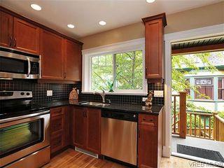 Photo 8: 1274 Vista Hts in VICTORIA: Vi Hillside Half Duplex for sale (Victoria)  : MLS®# 611096