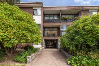 """Photo 1: 102 3787 W 4TH Avenue in Vancouver: Point Grey Condo for sale in """"ANDREA APARTMENTS"""" (Vancouver West)  : MLS®# R2594151"""