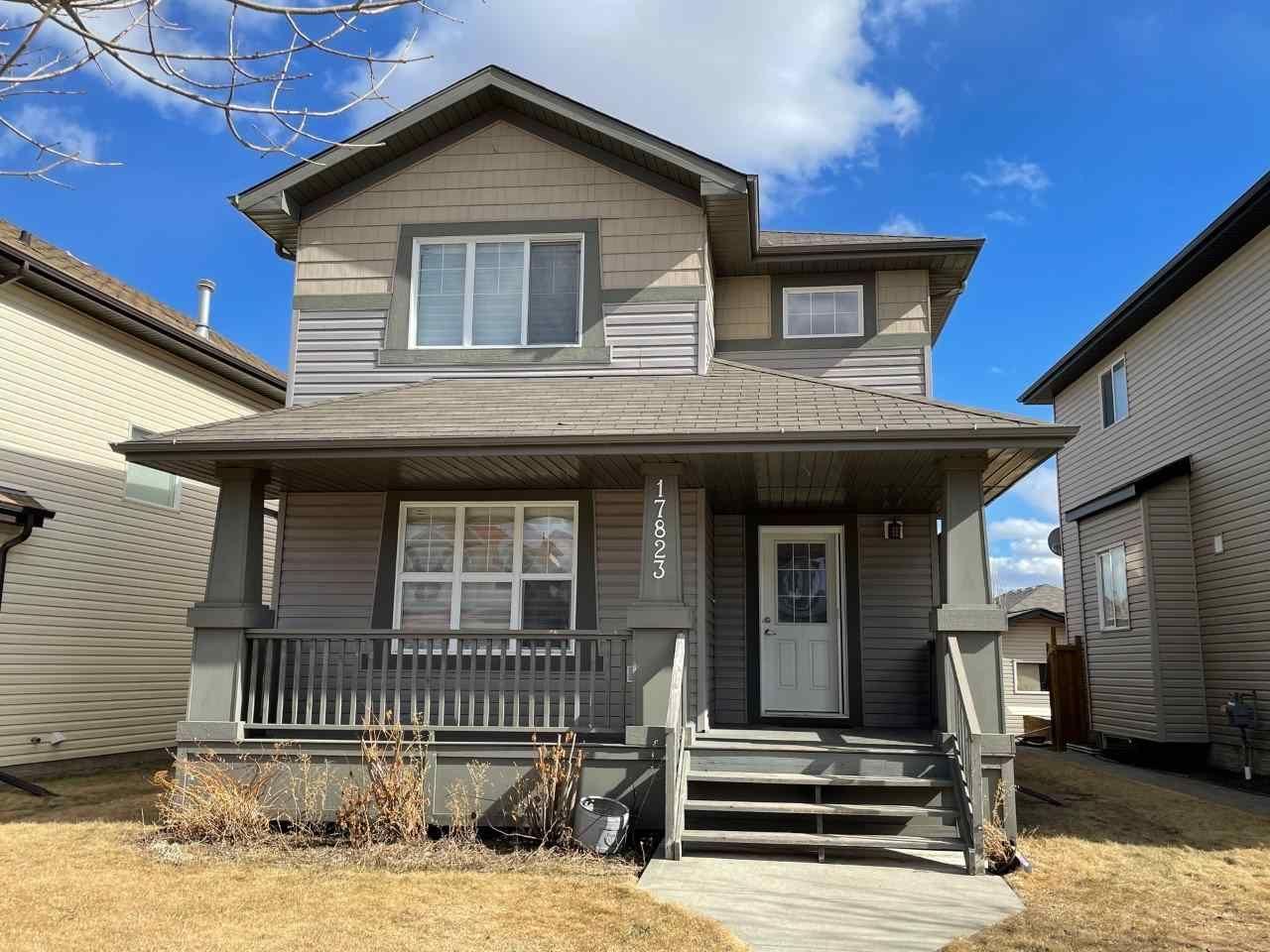 Main Photo: 17823 90 Street in Edmonton: Zone 28 House for sale : MLS®# E4237270