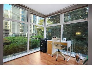 """Photo 2: B201 1331 HOMER Street in Vancouver: Yaletown Condo for sale in """"PACIFIC POINT"""" (Vancouver West)  : MLS®# V1031443"""