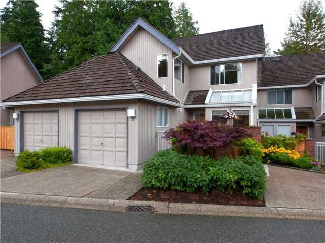 """Main Photo: 39 1925 INDIAN RIVER Crescent in North Vancouver: Indian River Townhouse for sale in """"WINDERMERE ESTATES"""" : MLS®# V968409"""