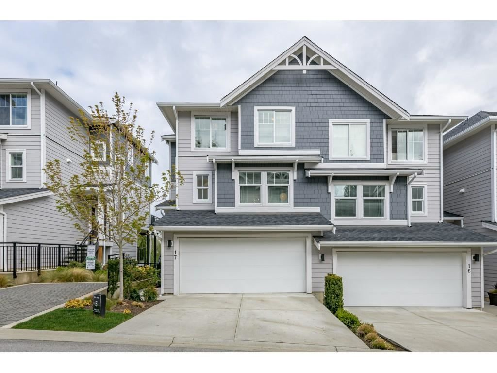 """Main Photo: 17 15717 MOUNTAIN VIEW Drive in Surrey: Grandview Surrey Townhouse for sale in """"Olivia"""" (South Surrey White Rock)  : MLS®# R2572266"""