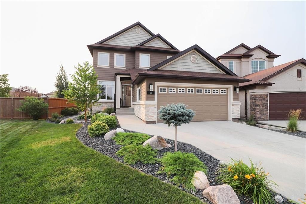 Main Photo: 31 Lukanowski Place in Winnipeg: Harbour View South Residential for sale (3J)  : MLS®# 202118195