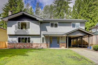 Photo 1: 2733 MASEFIELD ROAD in North Vancouver: Lynn Valley House for sale : MLS®# R2179274