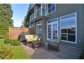 """Photo 2: 620 W 26TH Avenue in Vancouver: Cambie Townhouse for sale in """"Grace Estates"""" (Vancouver West)  : MLS®# V1069427"""