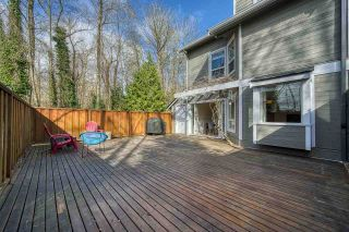 """Photo 27: 3408 WEYMOOR Place in Vancouver: Champlain Heights Townhouse for sale in """"Moorpark"""" (Vancouver East)  : MLS®# R2559017"""