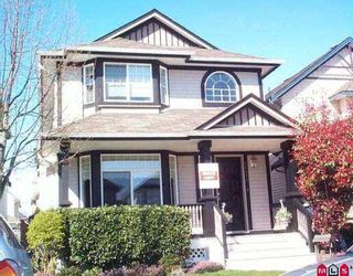 """Photo 1: 18475 65A AV in Surrey: Cloverdale BC House for sale in """"Clover Valley Station"""" (Cloverdale)  : MLS®# F2505696"""