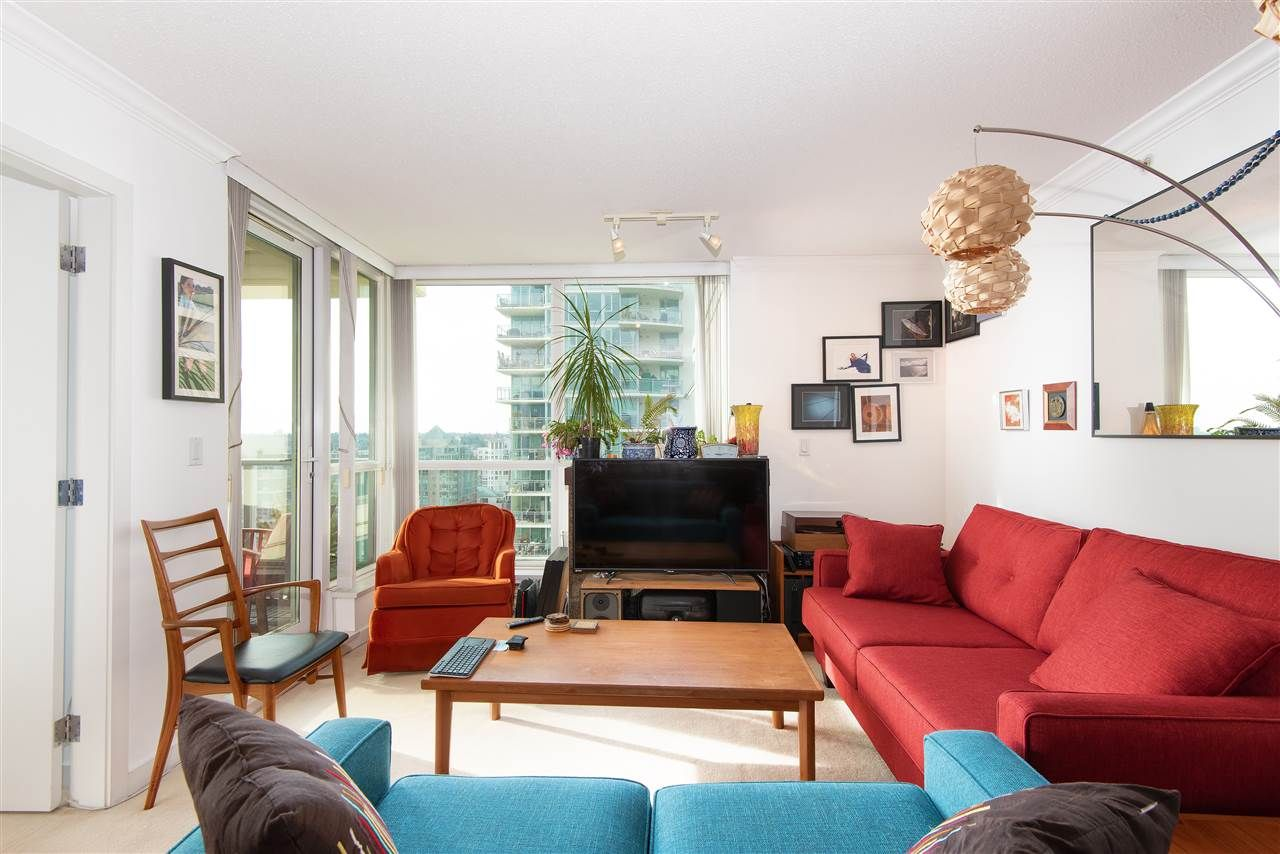 "Photo 3: Photos: 1703 125 MILROSS Avenue in Vancouver: Mount Pleasant VE Condo for sale in ""Creekside"" (Vancouver East)  : MLS®# R2350677"