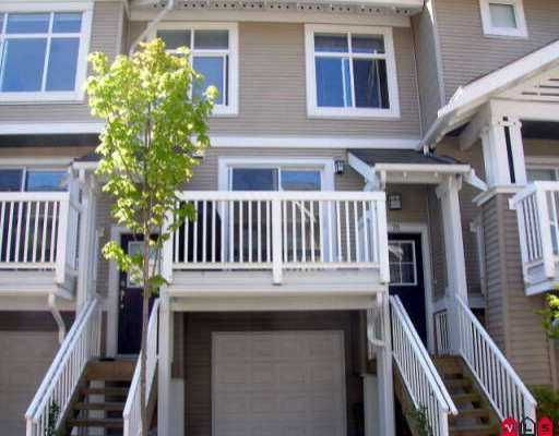 """Main Photo: 78 7179 201ST ST in Langley: Willoughby Heights Townhouse for sale in """"Denim"""" : MLS®# F2610354"""