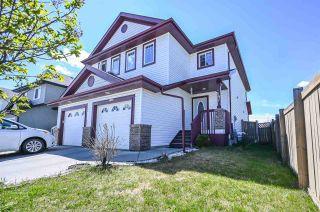Main Photo: 11425 14 Avenue in Edmonton: Zone 55 House Half Duplex for sale : MLS®# E4229611