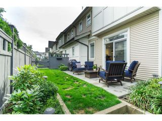 "Photo 33: 64 8138 204 Street in Langley: Willoughby Heights Townhouse for sale in ""Ashbury & Oak"" : MLS®# R2488397"