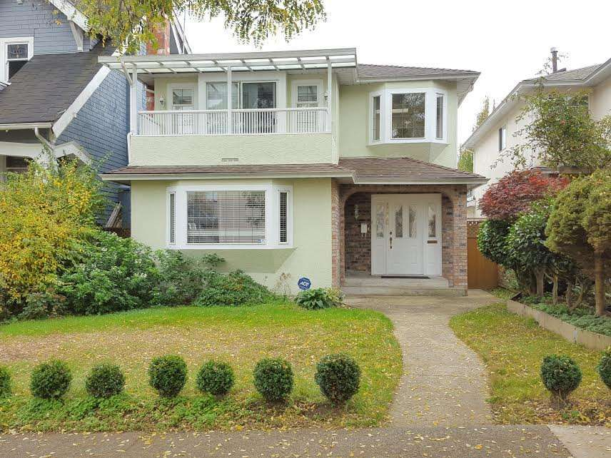 Photo 2: Photos: 4586 W 8TH Avenue in Vancouver: Point Grey House for sale (Vancouver West)  : MLS®# R2008958
