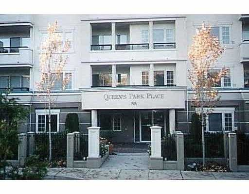 "Main Photo: 305 55 BLACKBERRY DR in New Westminster: Fraserview NW Condo for sale in ""QUEENS PARK PLACE"" : MLS®# V567118"
