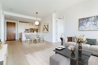 """Photo 7: 807 181 W 1ST Avenue in Vancouver: False Creek Condo for sale in """"BROOK AT THE VILLAGE"""" (Vancouver West)  : MLS®# R2567643"""