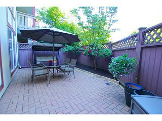 """Photo 14: 110 888 GAUTHIER Avenue in Coquitlam: Coquitlam West Condo for sale in """"LA BRITTANY"""" : MLS®# V1074364"""