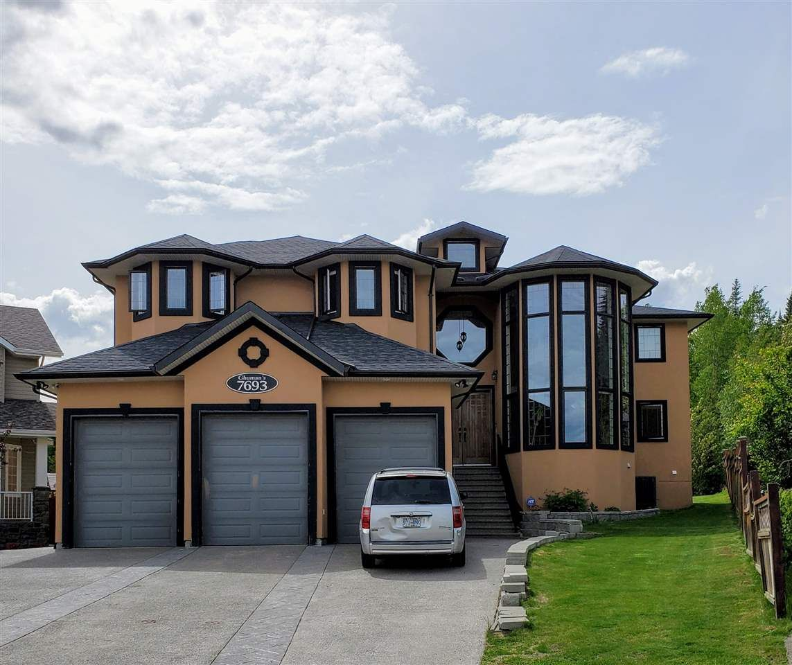 "Main Photo: 7693 GRAYSHELL Road in Prince George: St. Lawrence Heights House for sale in ""COLLEGE HEIGHTS"" (PG City South (Zone 74))  : MLS®# R2552317"