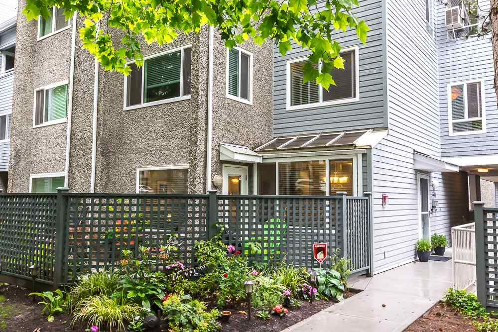 """Main Photo: 3366 MARQUETTE Crescent in Vancouver: Champlain Heights Townhouse for sale in """"CHAMPLAIN RIDGE"""" (Vancouver East)  : MLS®# R2082382"""