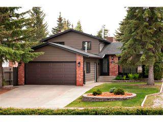 Photo 1: 508 BROOKMERE Crescent SW in Calgary: Braeside_Braesde Est House for sale : MLS®# C4015604