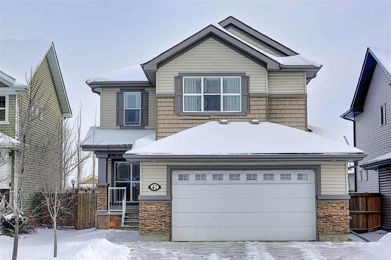 Main Photo: 42 Heatherglen Drive: Spruce Grove House for sale : MLS®# E4227855