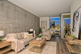 Photo 3: DOWNTOWN Condo for sale : 1 bedrooms : 800 The Mark Ln #1602 in San Diego
