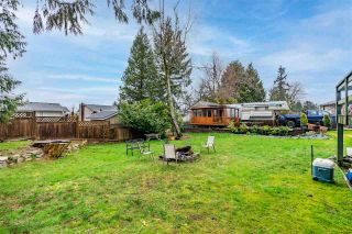 Photo 32: 33255 HAWTHORNE Avenue: House for sale in Mission: MLS®# R2535311