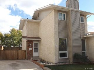 Photo 1: 5 Melonlea Cove in WINNIPEG: North Kildonan Residential for sale (North East Winnipeg)  : MLS®# 1323261