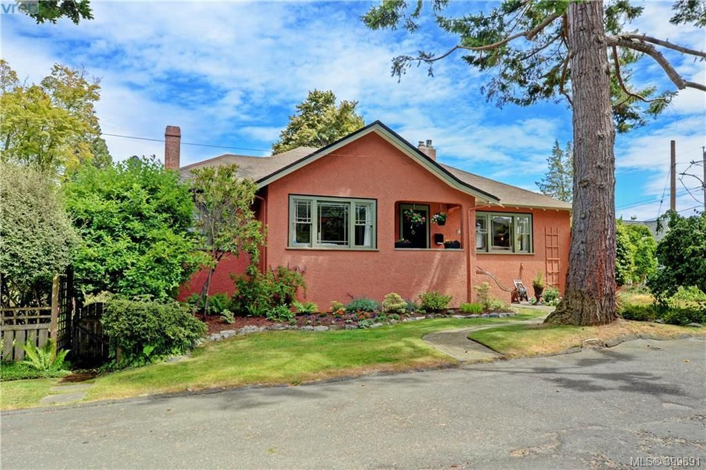 1007 St. Louis St. Beautiful and quiet location in South Oak Bay.