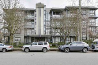 """Photo 1: 405 2828 YEW Street in Vancouver: Kitsilano Condo for sale in """"The Bel Air"""" (Vancouver West)  : MLS®# R2150070"""