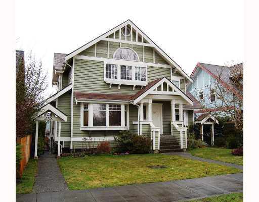 Main Photo: 115 W 15TH Avenue in Vancouver: Mount Pleasant VW Townhouse for sale (Vancouver West)  : MLS®# V692100