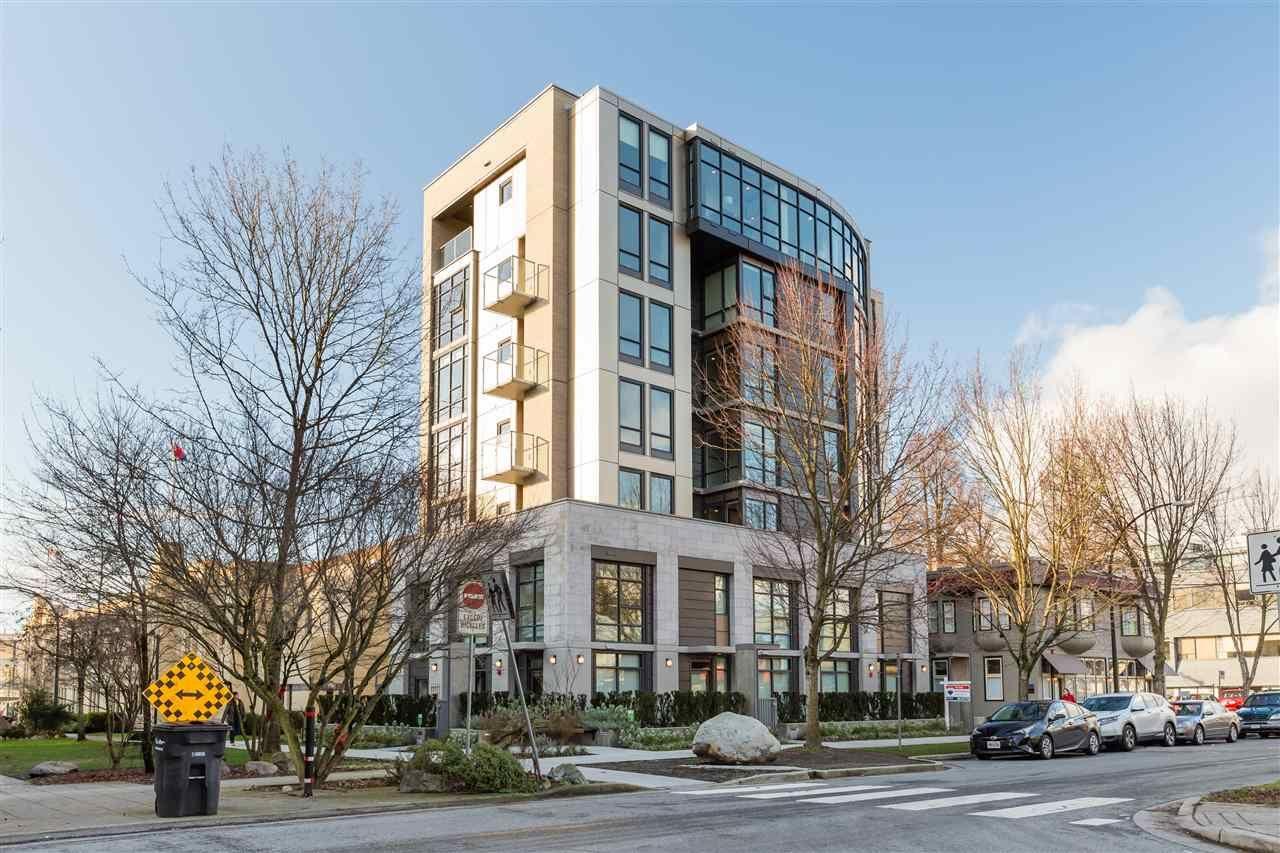 Main Photo: 701 2687 Maple St in Vancouver: Kitsilano Condo for sale (Vancouver West)  : MLS®# R2450731