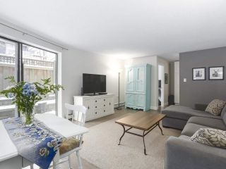 "Photo 5: 114 1844 W 7TH Avenue in Vancouver: Kitsilano Condo for sale in ""CRESTVIEW MANOR"" (Vancouver West)  : MLS®# R2427922"