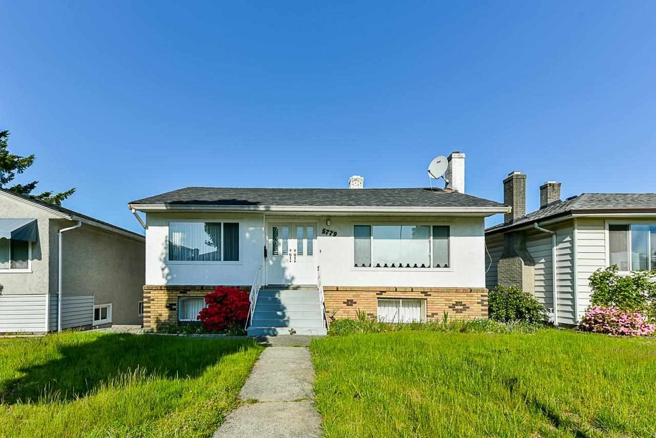 Main Photo: 5779 CLARENDON Street in Vancouver: Killarney VE House for sale (Vancouver East)  : MLS®# R2575301