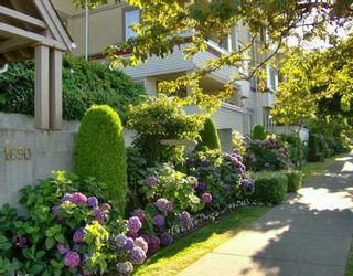 "Photo 1: 101 1860 W 6TH AV in Vancouver: Kitsilano Condo for sale in ""HERITAGE AT CYPRESS"" (Vancouver West)  : MLS®# V606001"