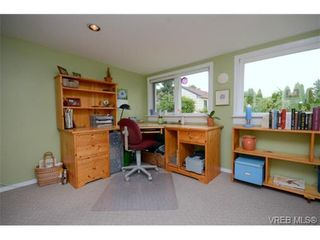 Photo 11: 1679 Knight Ave in VICTORIA: SE Mt Tolmie House for sale (Saanich East)  : MLS®# 677181